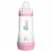 Mamadeira First Bottle Easy Start 320ml Girl - MAM