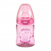Mamadeira My First NUK 150ml S1 Girl - NUK