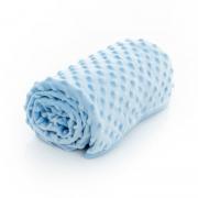 Manta Popcorn Azul - Infanti