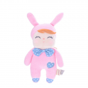 Mini Doll Angela Pink Bunny 21cm - Metoo