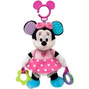 Minnie Atividades Pelúcia Disney - Buba