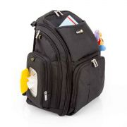 Mochila Back Pack Black Safety 1st
