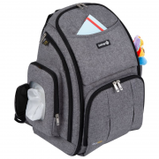 Mochila Back Pack Grey - Safety 1st