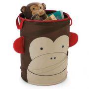 Porta Brinquedo Cilindrico Macaco - Skip Hop