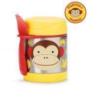 Pote Térmico Zoo - Macaco - Skip Hop