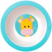 Pratinho Bowl Animal Fun Girafa - Buba