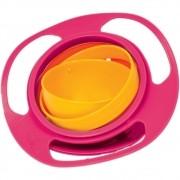 Prato Giro Bowl Rosa - Buba