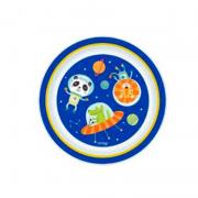 Prato Infantil Espaço Sideral - Clingo