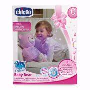 Projetor Bebê Urso Rosa - Chicco
