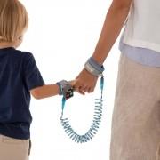 Pulseira de Segurança Infantil para Passeios Azul Watch - Safety 1st