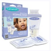Sacos de Armazenamento de leite antivazamento pre esterelizados - 20345 - Lansinoh