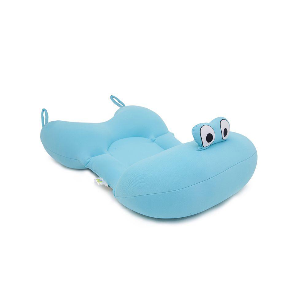 Almofada de Banho Bebê Azul - Baby Pil