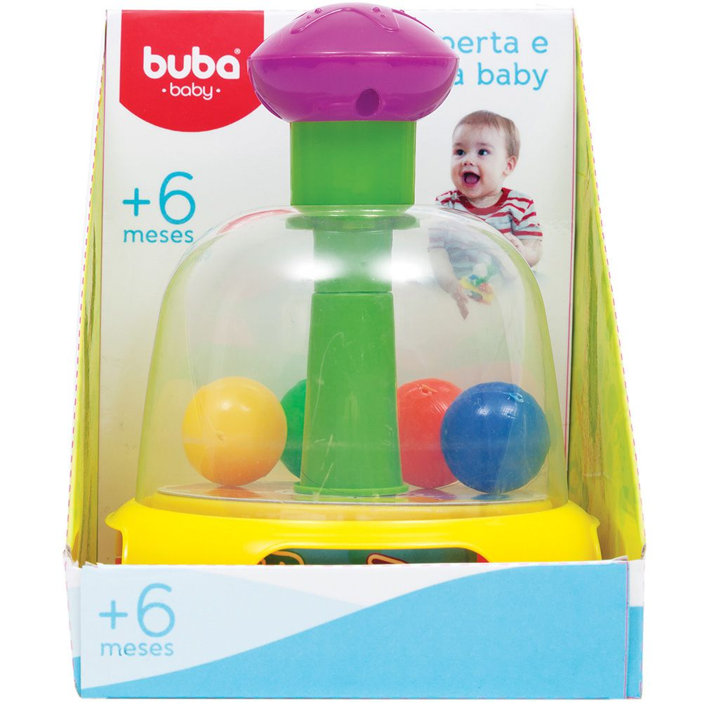 Aperta e Gira Baby - Buba