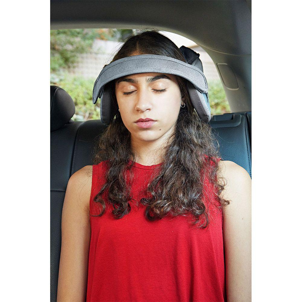 Apoio de Cabeça Juvenil Cinza - NapUp