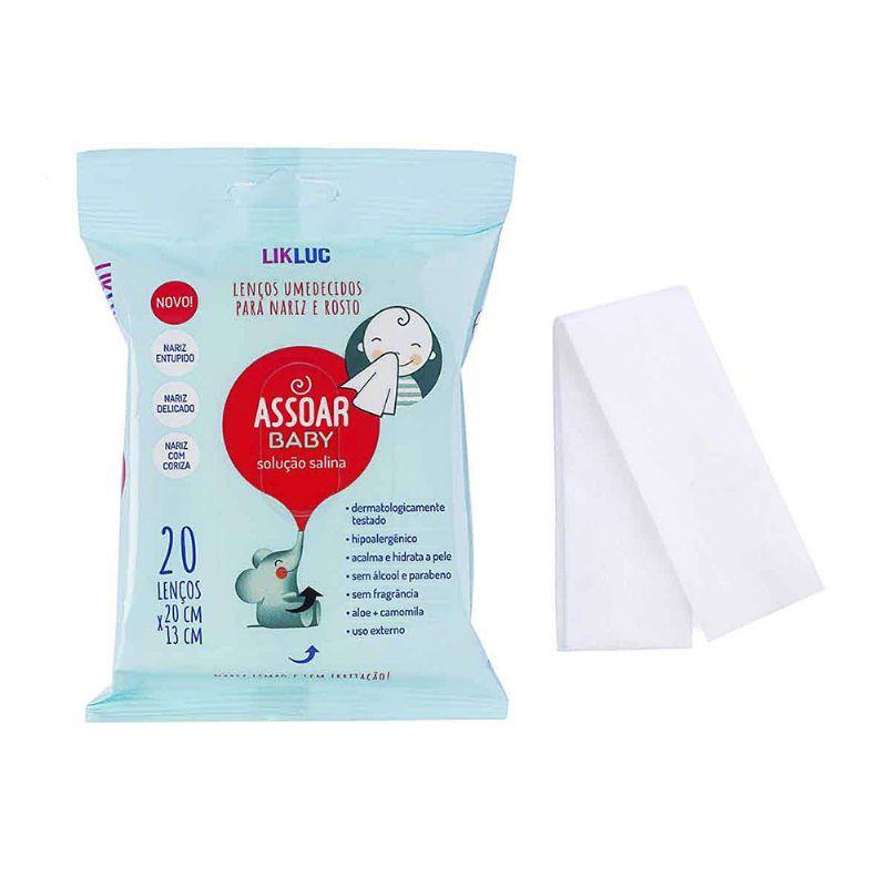 Assoar Baby Solução Salina - LikLuc