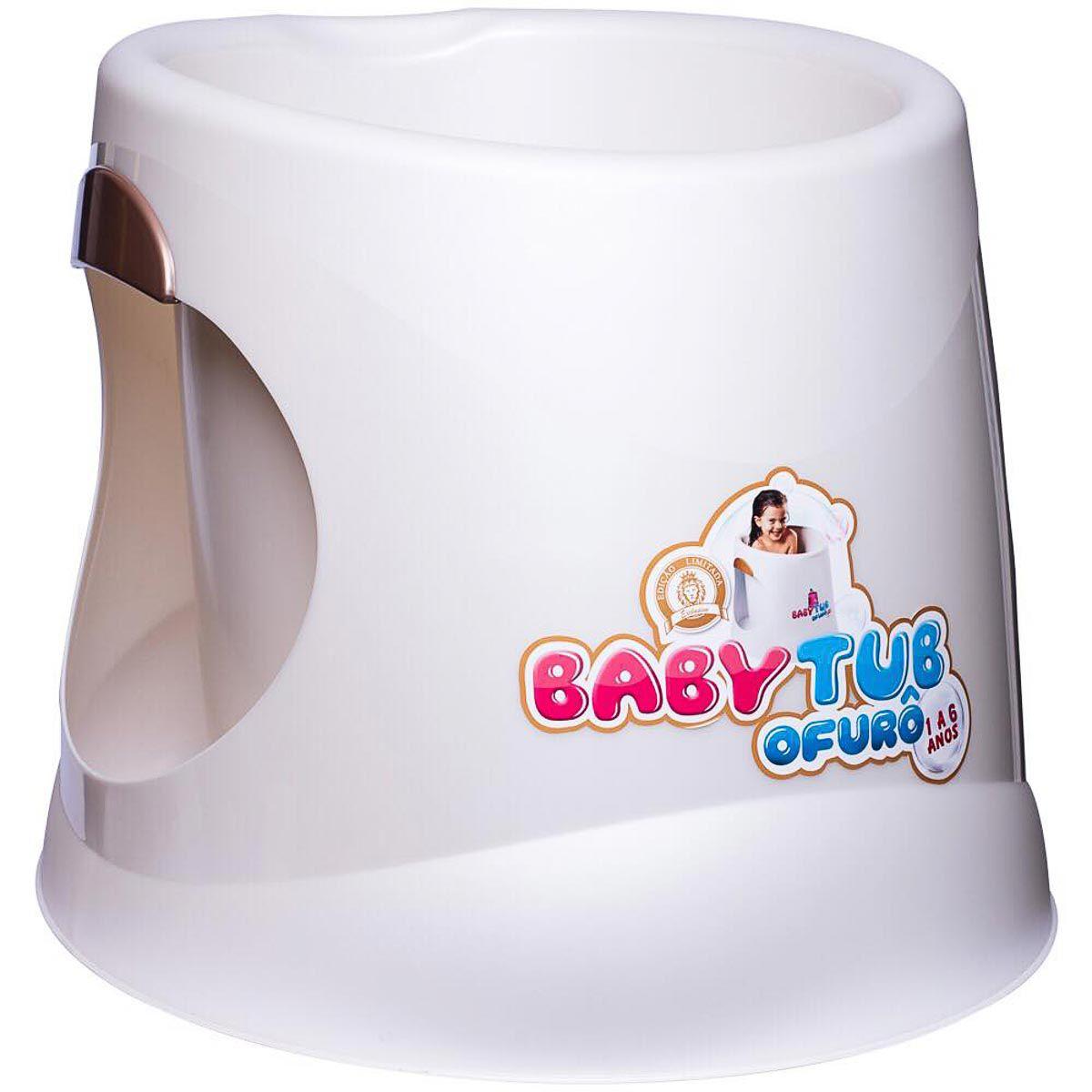 Banheira Ofurô Pérola - Baby Tub