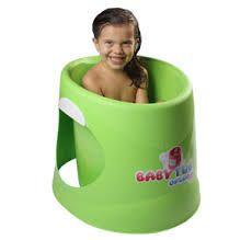 Banheira Ofurô Verde - Baby Tub