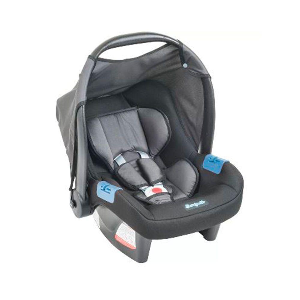 Bebê Conforto Touring Evolution SE Preto/Cinza - Burigotto