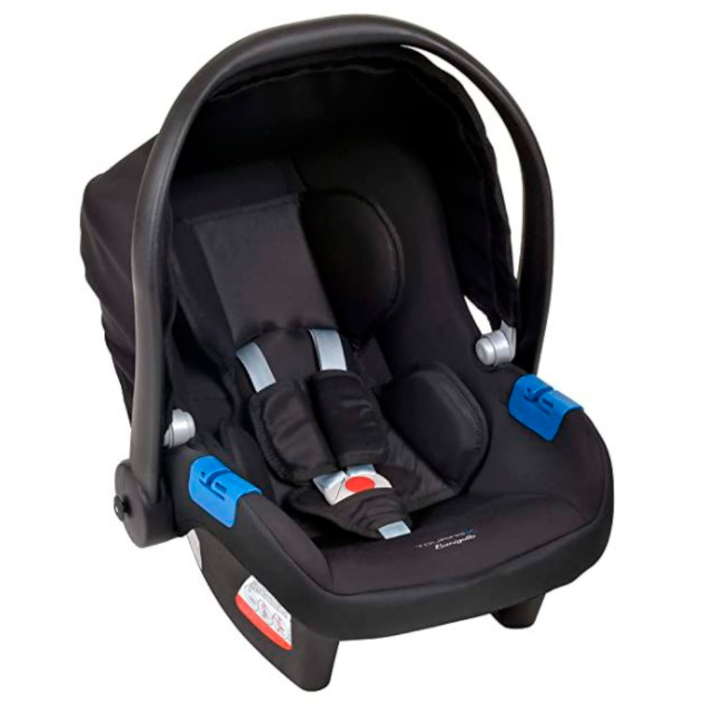 Bebê Conforto Touring X Preto - Burigotto