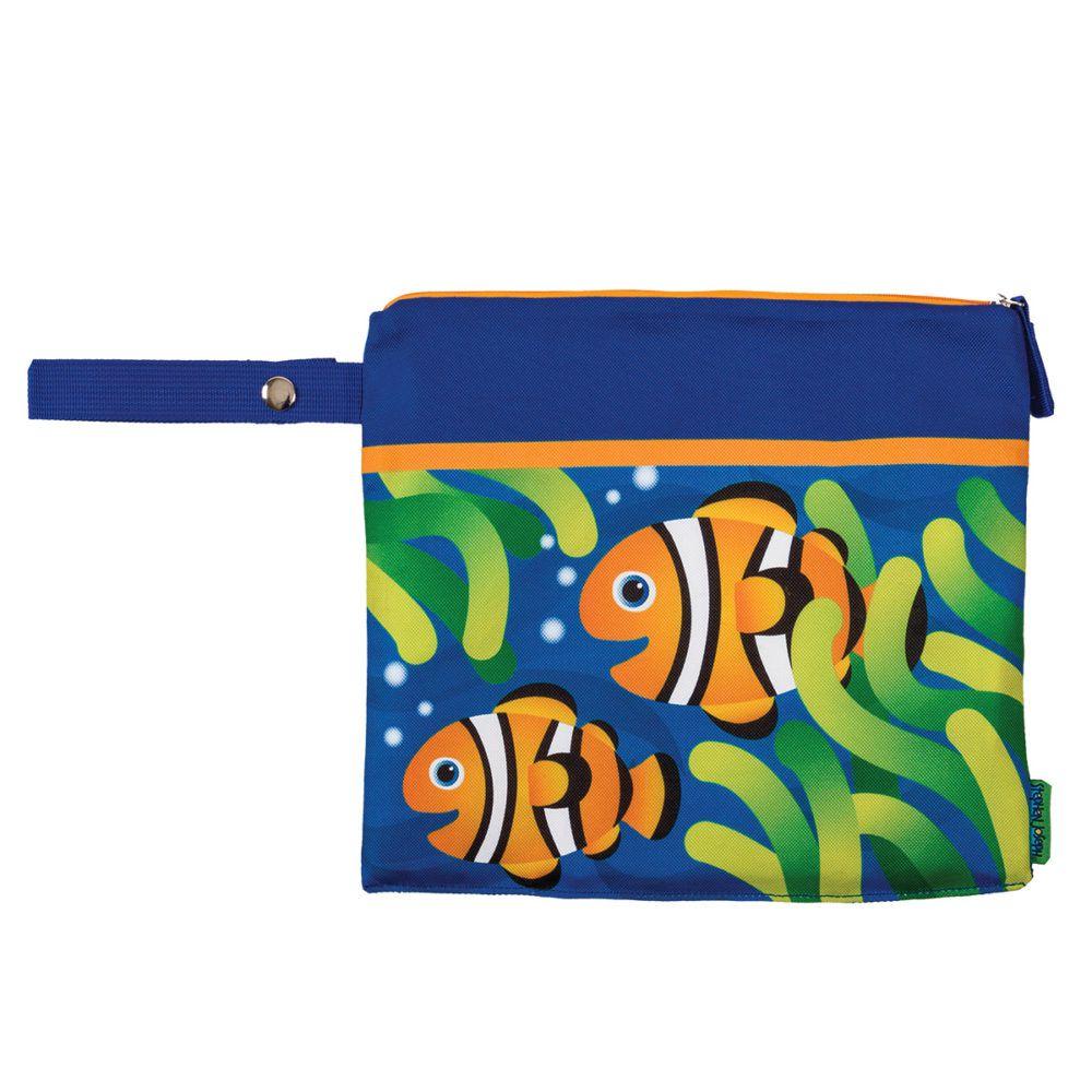 Bolsa Impermeavel Peixe Palhaço - Stephen Joseph