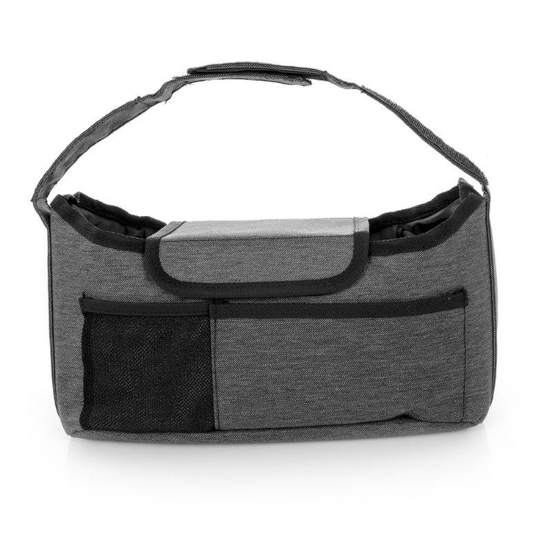 Bolsa Organizadora para Carrinho Grey - Safety 1st