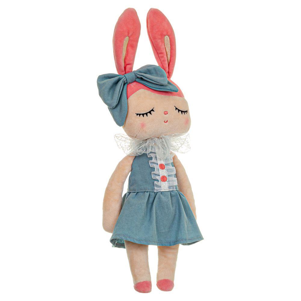 Boneca Angela Liz Azul 33cm - Metoo