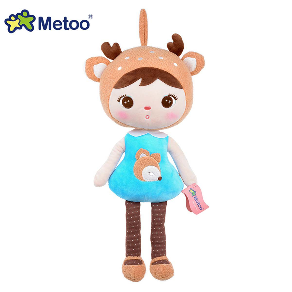 Boneca Jimbao Deer 46cm - Metoo