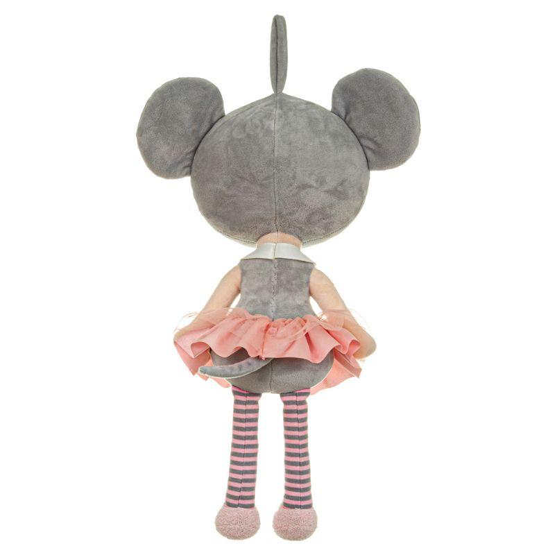 Boneca Jimbao Ratinha 46cm - Metoo