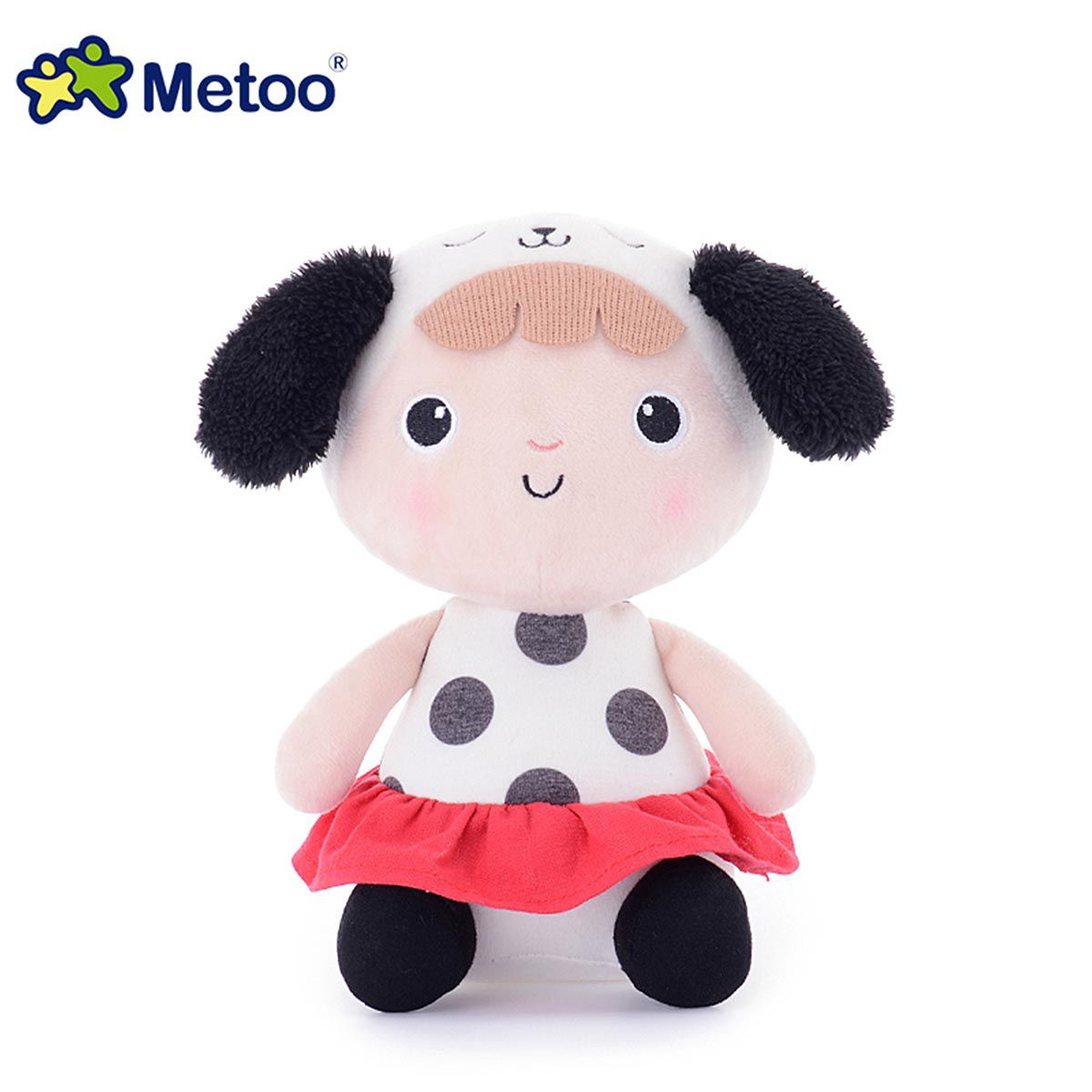 Boneca Naughty Girl Cachorrinho 22cm - Metoo