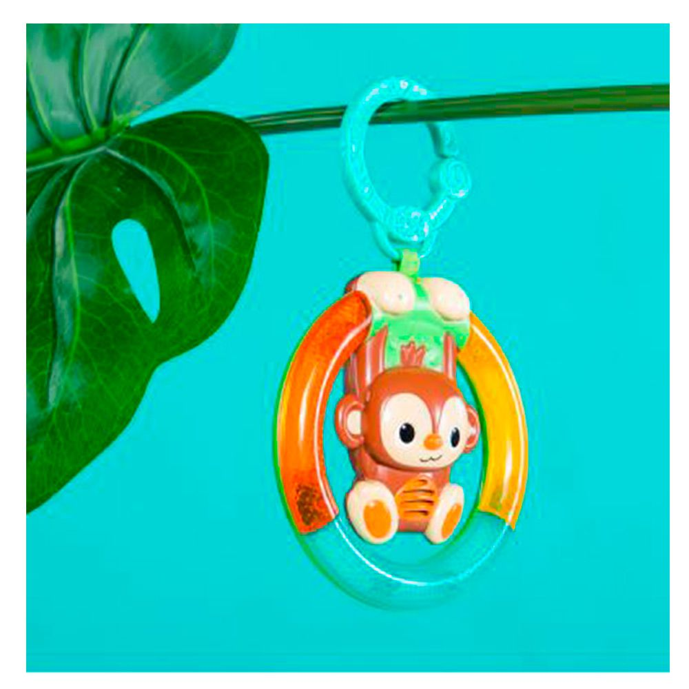 Brinquedo de Pendurar Shake e Glow Monkey - Bright Starts