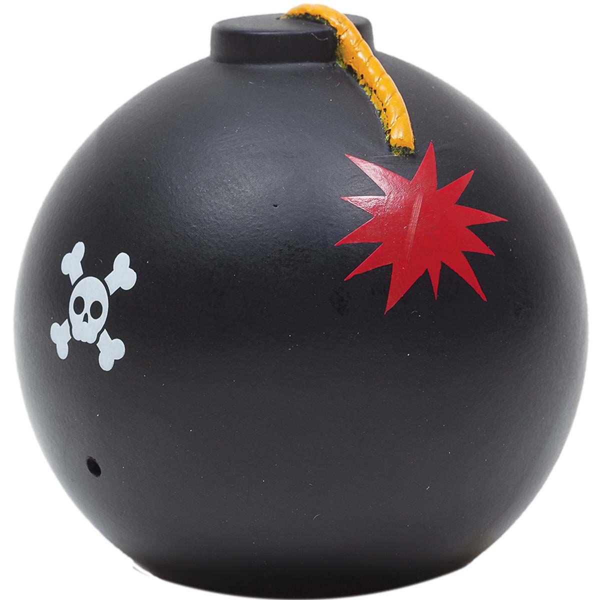 Brinquedo para Banho Piratas 4 uni - Buba
