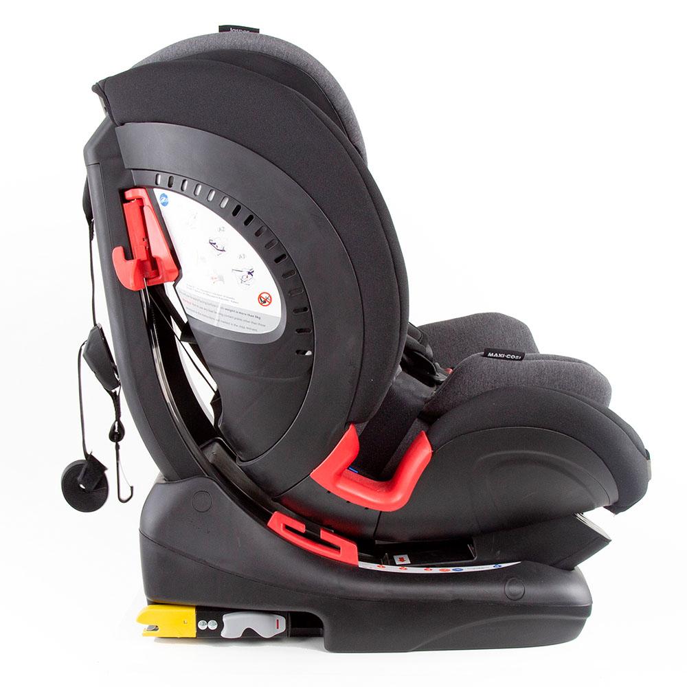 Cadeira Auto Jasper Authentic Black Isofix 0-36kg - Maxi Cosi