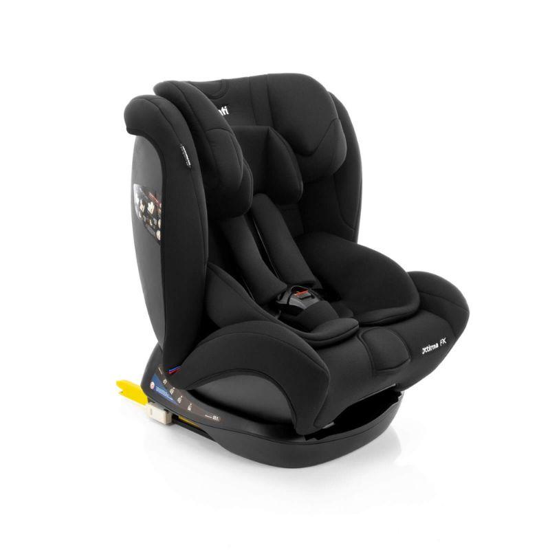 Cadeira Auto Ottima Fx Isofix 0-36kg Black Intense - Infanti