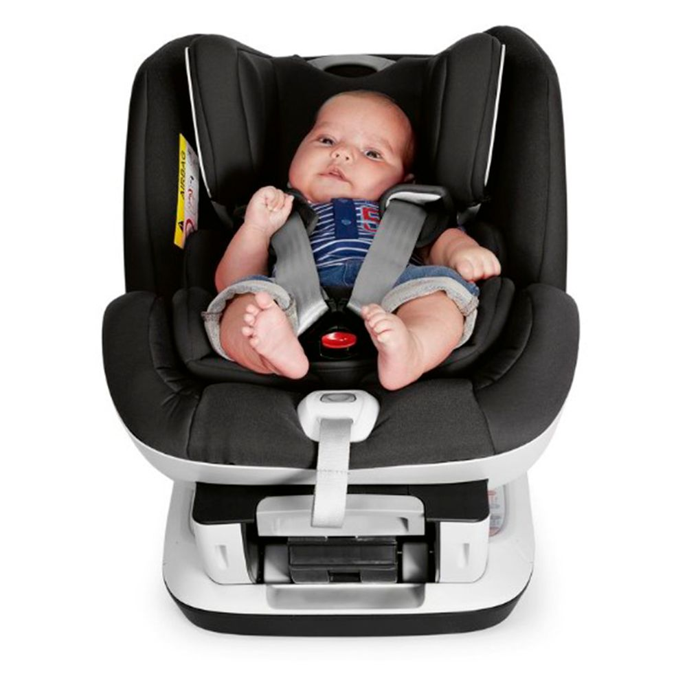 Cadeira Auto Seat Up Isofix 0-25kg Jet Black - Chicco