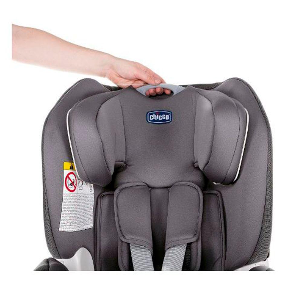 Cadeira Auto Seat Up Isofix 0-25kg Grafite - Chicco