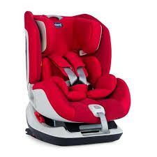 Cadeira Auto Seat Up Isofix 0-25kg Red Passion - Chicco