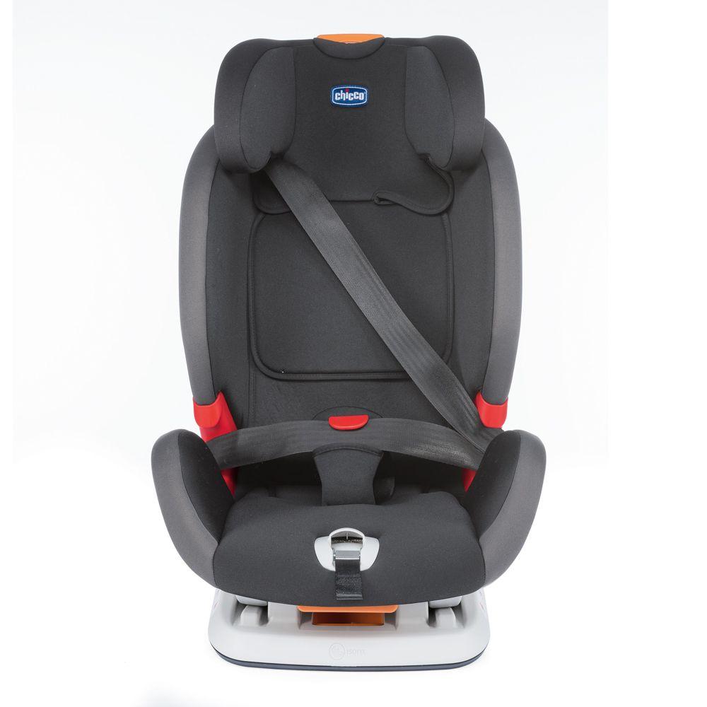 Cadeira Auto Youniverse Fix 9-36kg Jet Black - Chicco