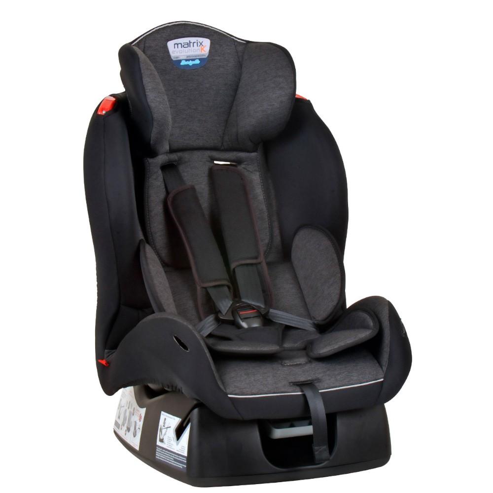Cadeira Matrix Evolution K 0-25kg Mesclado Preto - Burigotto