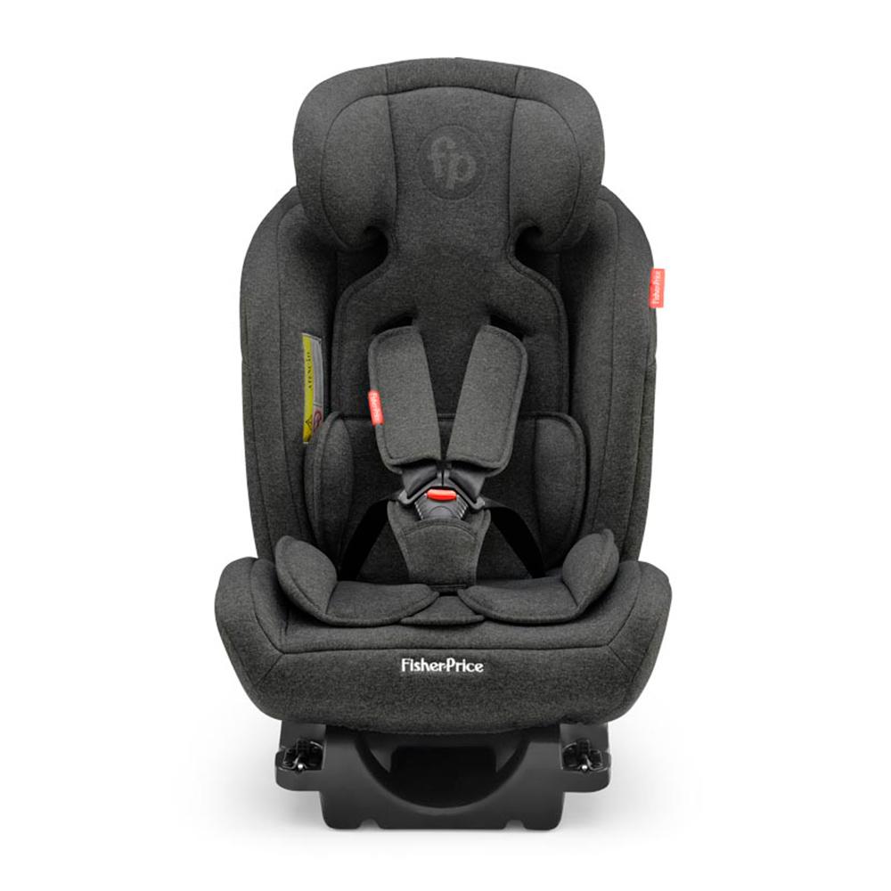 Cadeira para Auto All Stages Fix ISOFIX 2.0 0-36kg Preta - Fisher Price