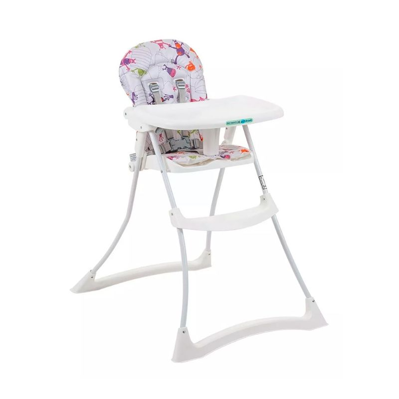 Cadeira Refeição Bon Appetit XL Monstrinhos - Burigotto