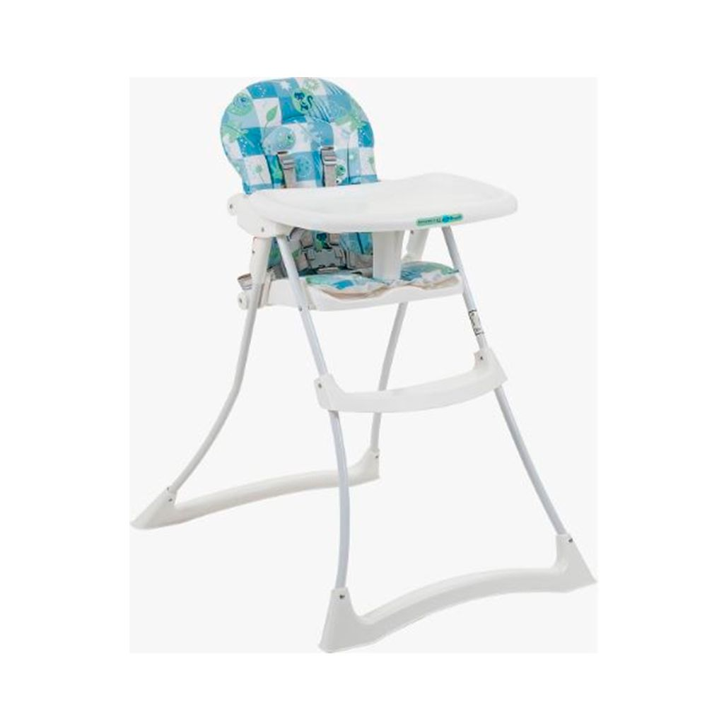 Cadeira Refeição Bon Appetit XL Peixinho Azul - Burigotto