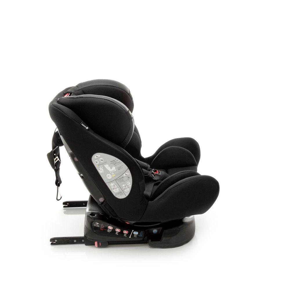 Cadeira Auto MultiFix 0-36kg Black Urban - Safety 1st
