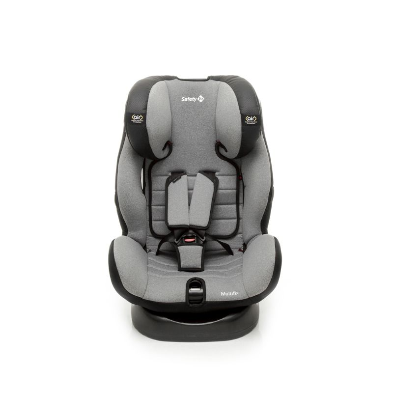 Cadeira Auto MultiFix isofix 0-36kg Grey Urban - Safety 1st