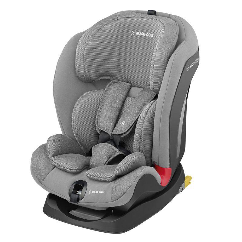 Cadeira Auto Titan Isofix 9-36kg Nomad Grey - Maxi Cosi