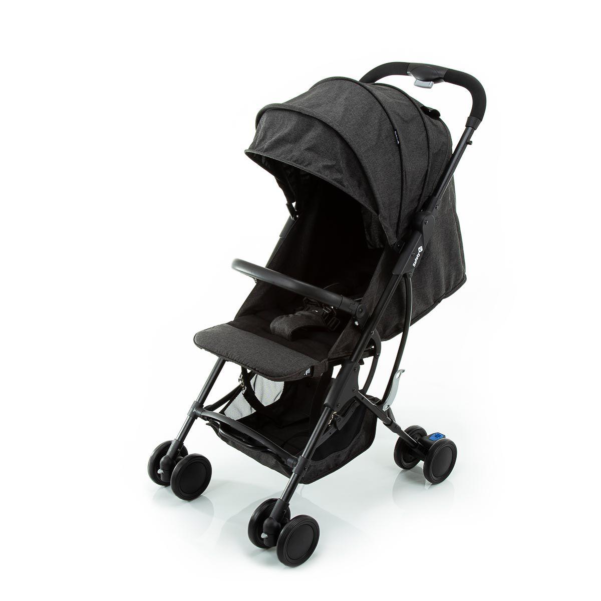 Carrinho Bebê Next Black Denin - Safety 1st
