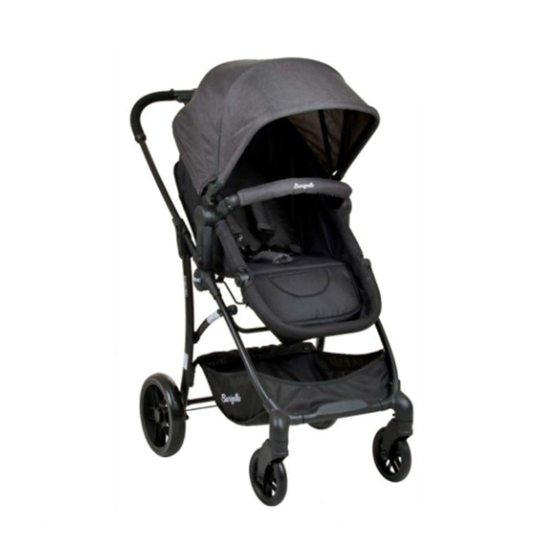 Carrinho de Bebê Convert Dark Gray - Burigotto