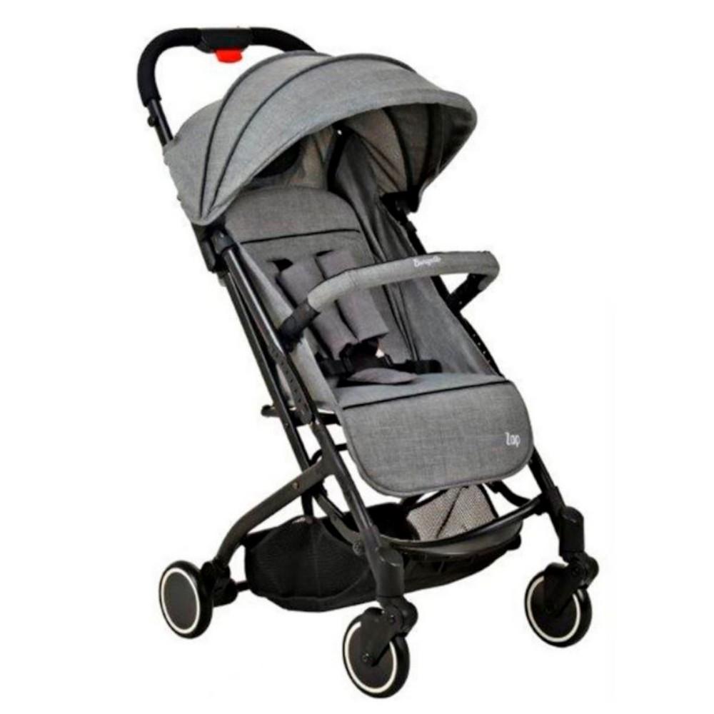 Carrinho de Bebê Zap Gray - Burigotto