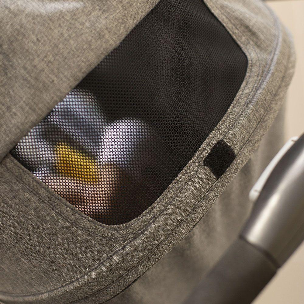 Carrinho de Bebe Next Grey Denim - Safety 1st
