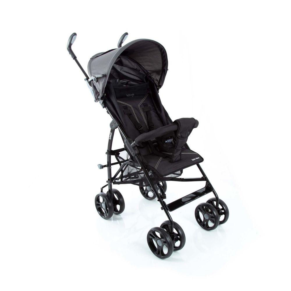 Carrinho para Bebê Umbrella Spin Neo Grey City - Infanti