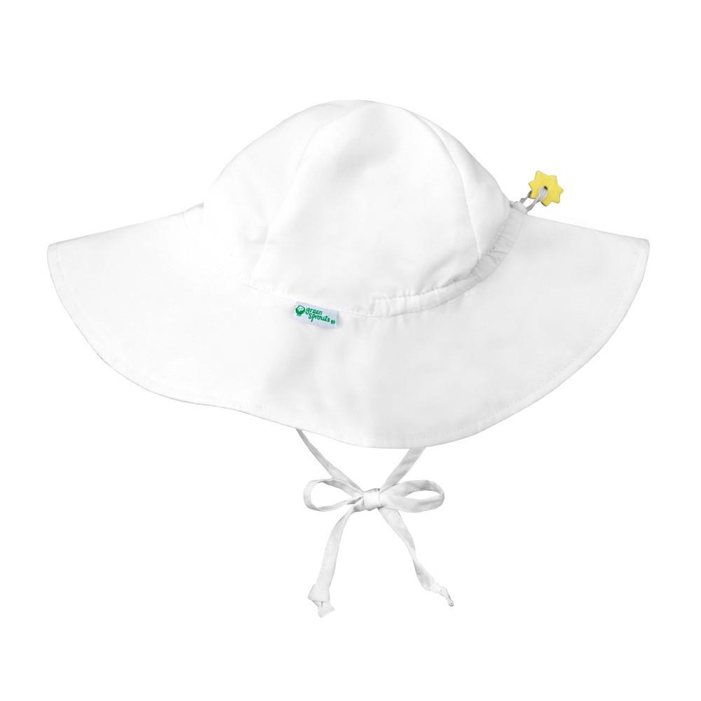 Chapéu Banho Australiano Branco - iPlay